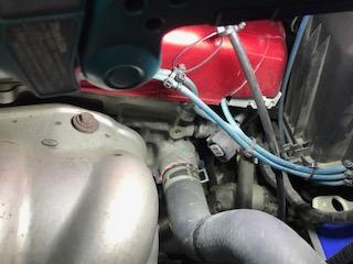 AZR60ノア エンジンチェックランプ 点灯 修理