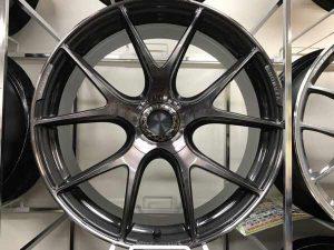 スバルレボーグ アルミホイール+タイヤSET アライメント調整
