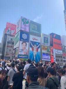 GW休み(番外編)in大阪